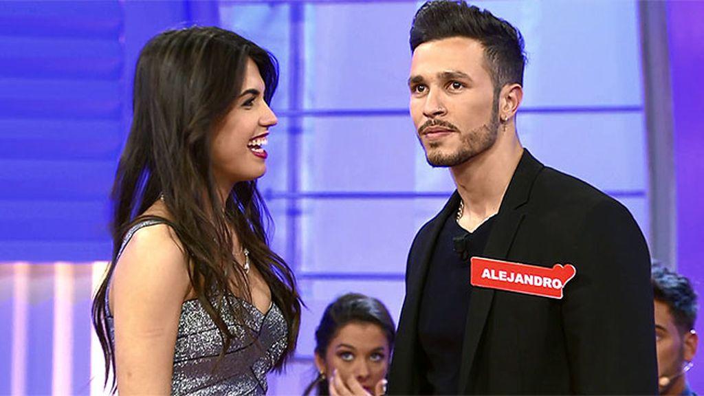 """Sofía muy ilusionada con Alejandro, su nuevo pretendiente: """"¡Qué guapo!"""""""