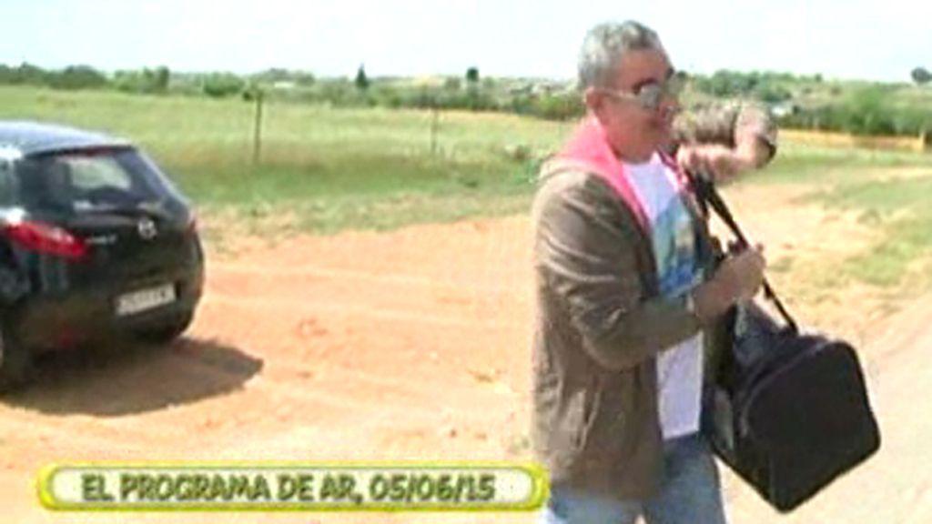 Agustín Pantoja tiene previsto vender la propiedad de la Moraleja por 4.000.000, según Israel López