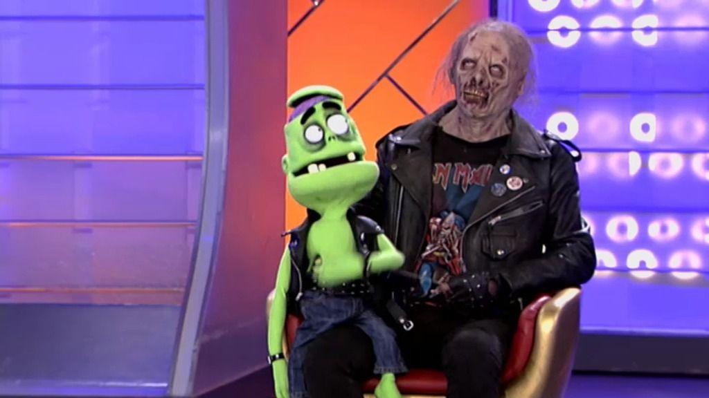 Michael J. Zombie es el nuevo tronista de 'Mujeres y Hombres y viceversa'