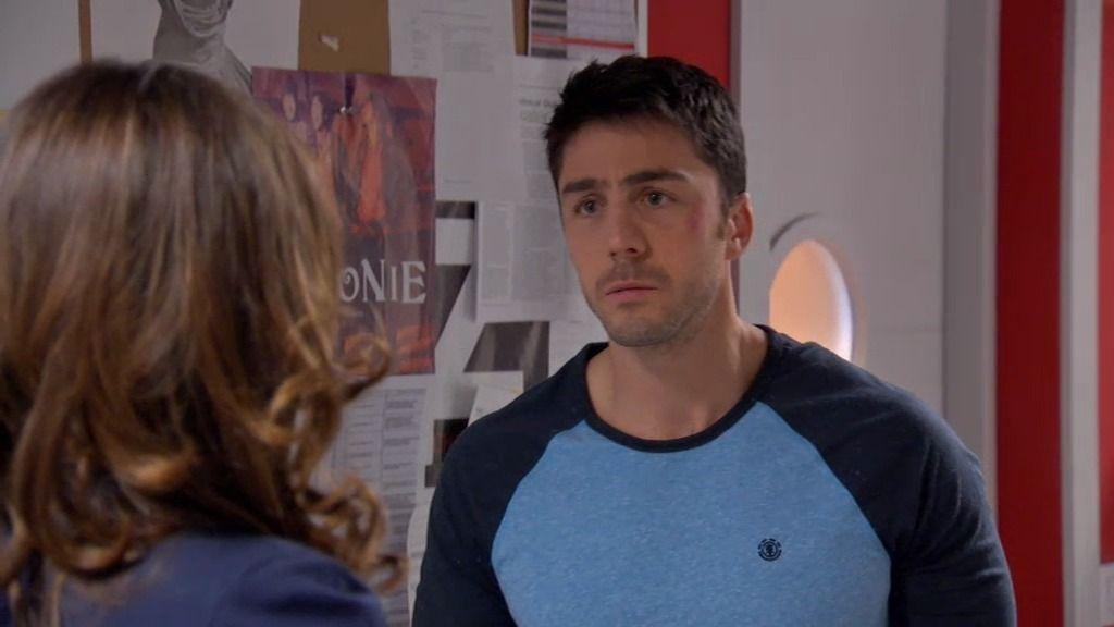 Raúl no quiere ni ver a Natalia
