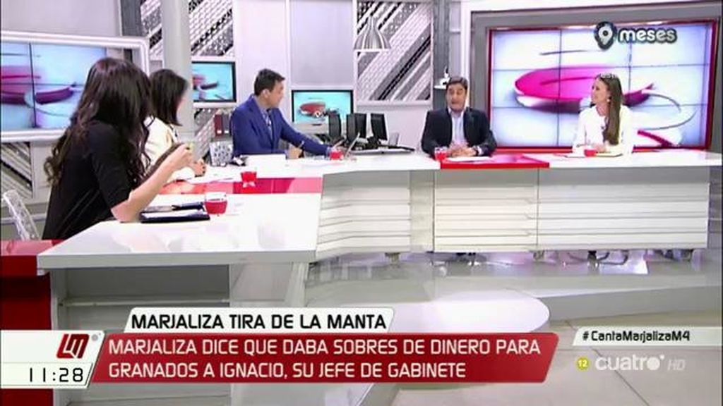 """Melisa Rodríguez, a J.I. Echániz: """"Quieren que seamos lo más similares posible a ustedes en la corrupción pero no lo somos"""""""