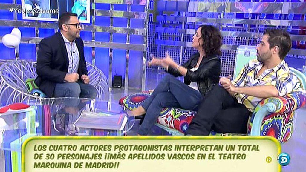 """Leandro Rivera: """"Al final todos somos iguales y reírnos de nosotros mismos nos une"""""""