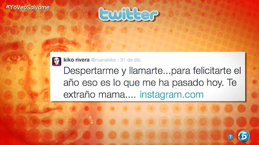 """Kiko Rivera habla con los medios por primera vez: """"Mi madre es grande allá donde esté"""""""