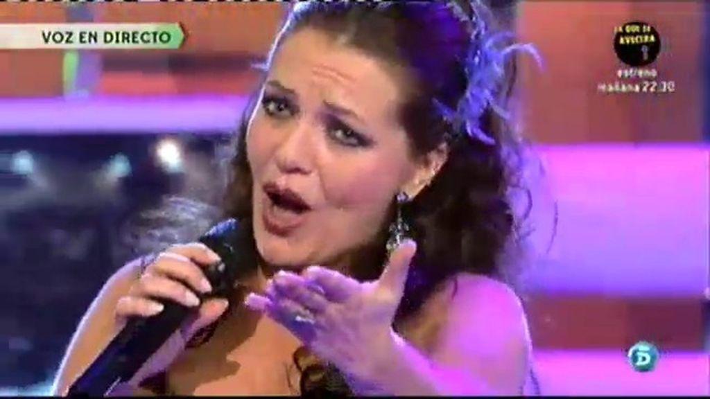 Selina del Rio interpreta 'Luz de luna'