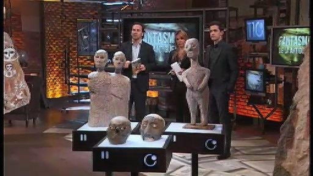 Fantasmas en la Antigüedad