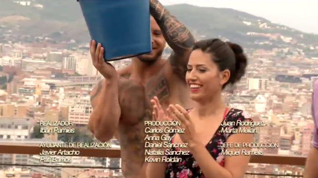 'Cazamariposas VIP' se une al reto del agua