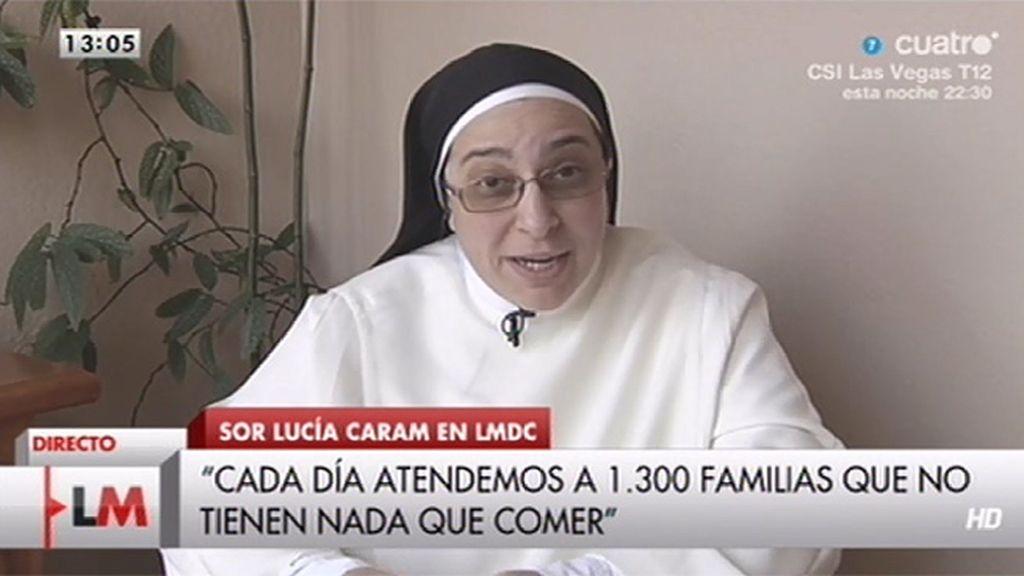 La entrevista a Sor Lucía, online