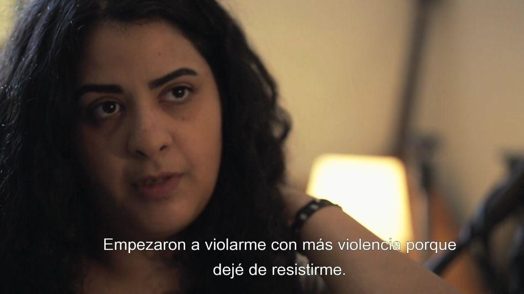 """El horror de Yasmine: """"Pensé '¿por qué no me muero o pierdo la consciencia?"""""""