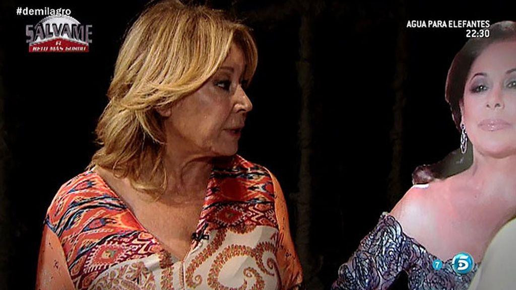 """Mila: """"Isabel Pantoja me intentó destruir por todos los medios, pero yo soy muy fuerte"""""""