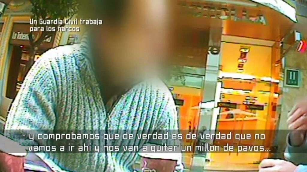 Un falso narcotraficante descubre a la Guardia Civil corrupta de Gibraltar