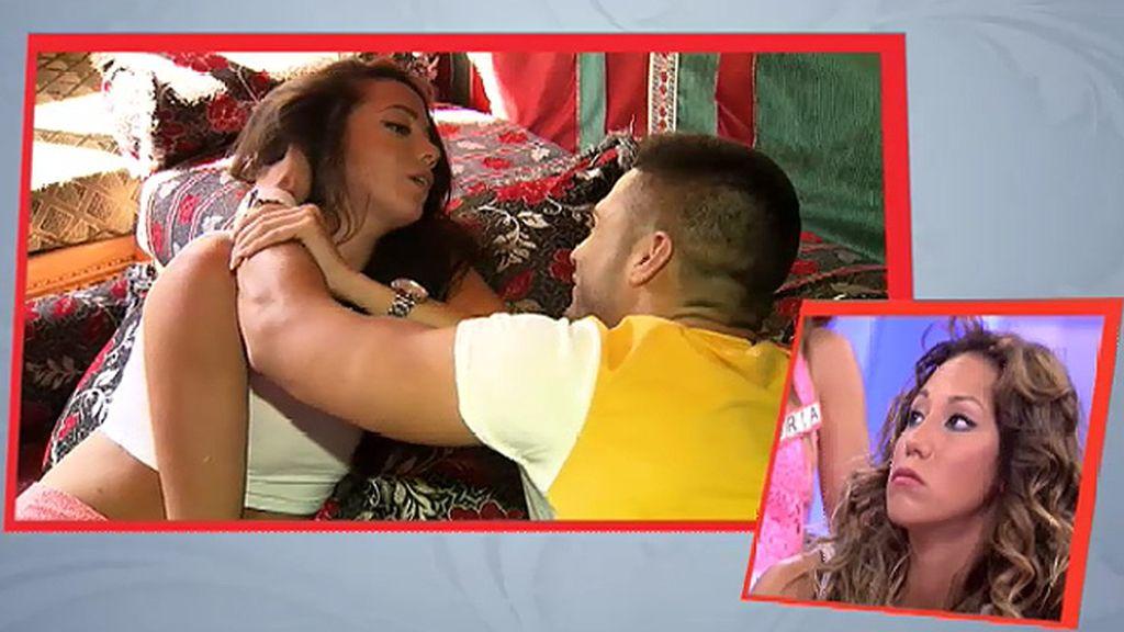 Cita Ángel y Samira (11/08/14)
