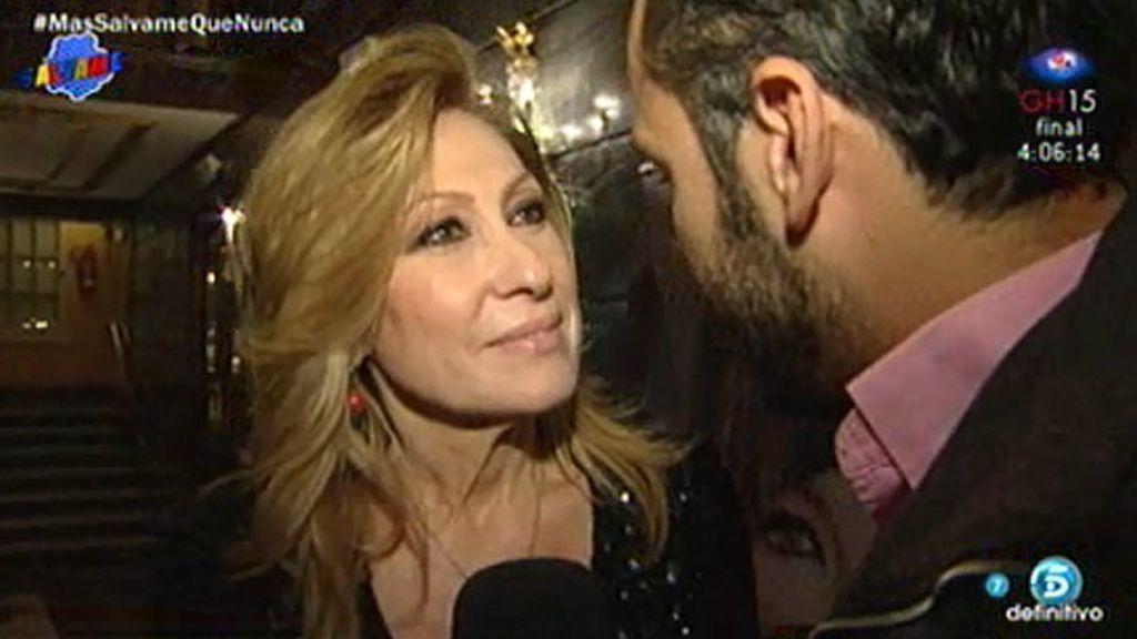Rosa Benito cree que Amador tendría que haber respondido a los puntos polémicos