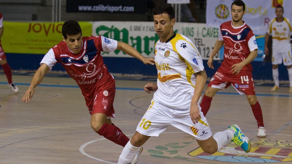 Marfil Santa Coloma se clasifica para los Play Off ante el Santiago (3-1)