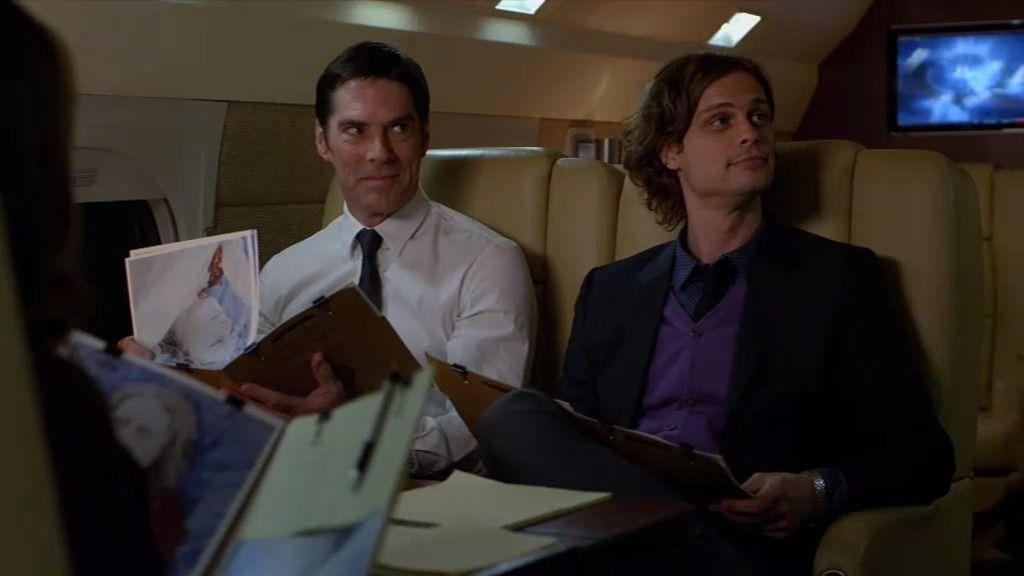 Reid cree que el psicópata cometió un error al intentar hundir los cadáveres