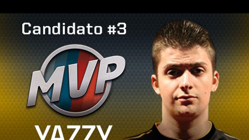 Yazzy para MVP (Jornada 7)