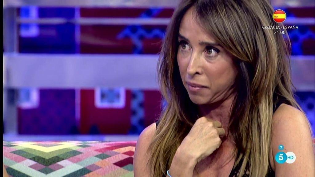 """María Patiño, sobre Isabel Pantoja: """"Nadie se atreve a contar públicamente lo que está sucediendo dentro de Cantora"""""""