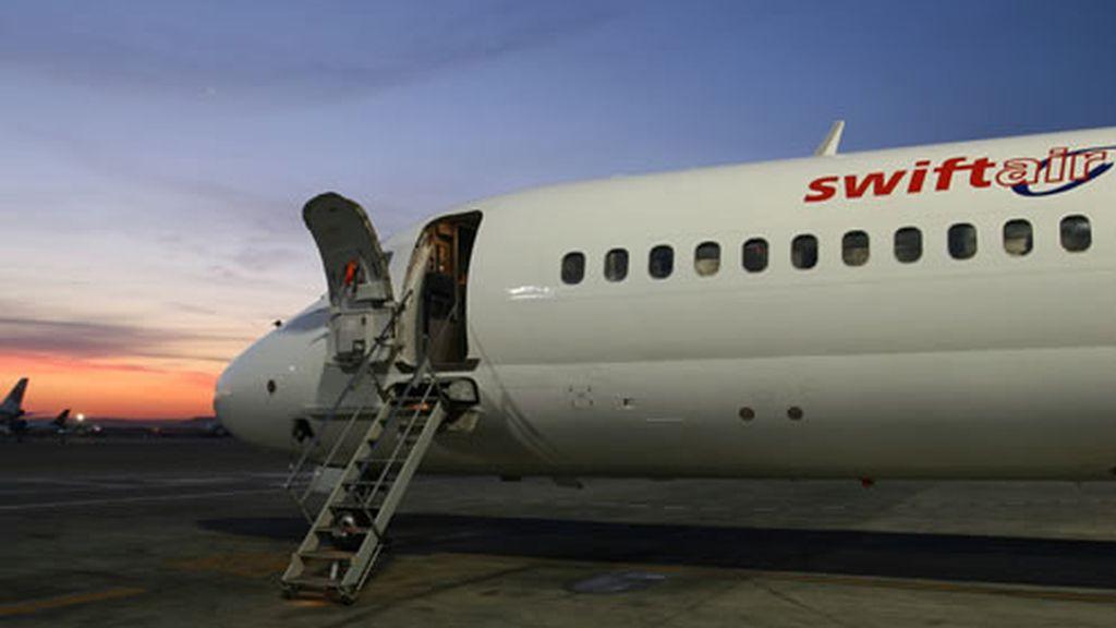 Desaparece un avión de Air Argelia