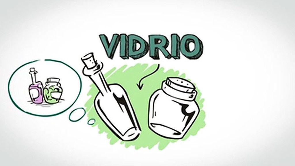 Ecovidrio y 'La cadena del reciclado del vidrio'