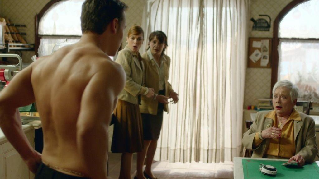 Un boys arruina el plan de Mariana y Laura
