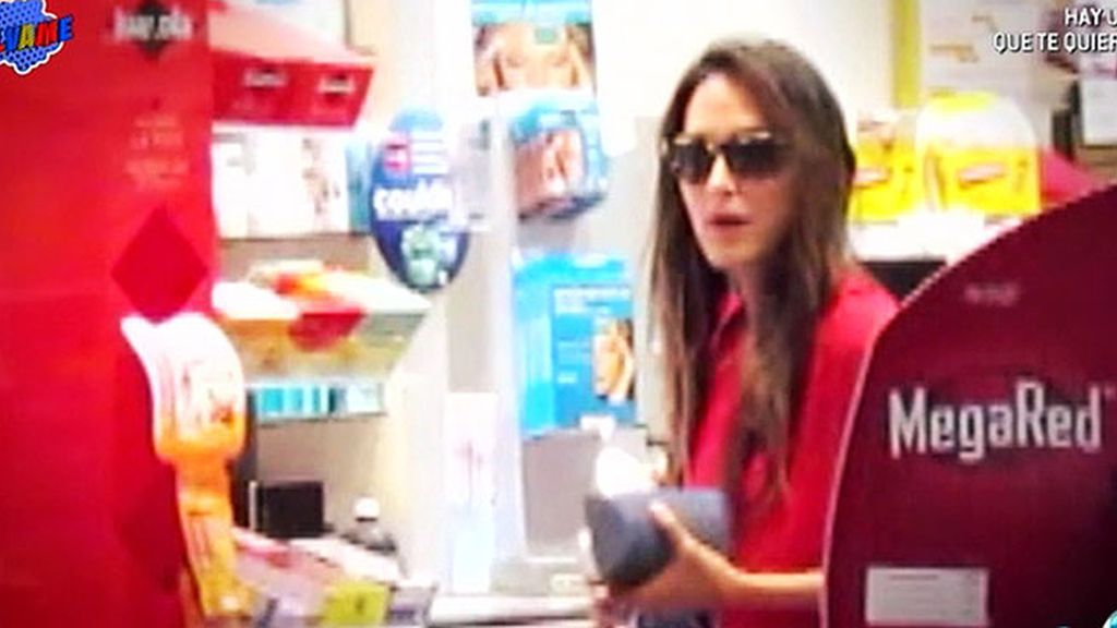 Tamara Falcó, pillada comprando tampones