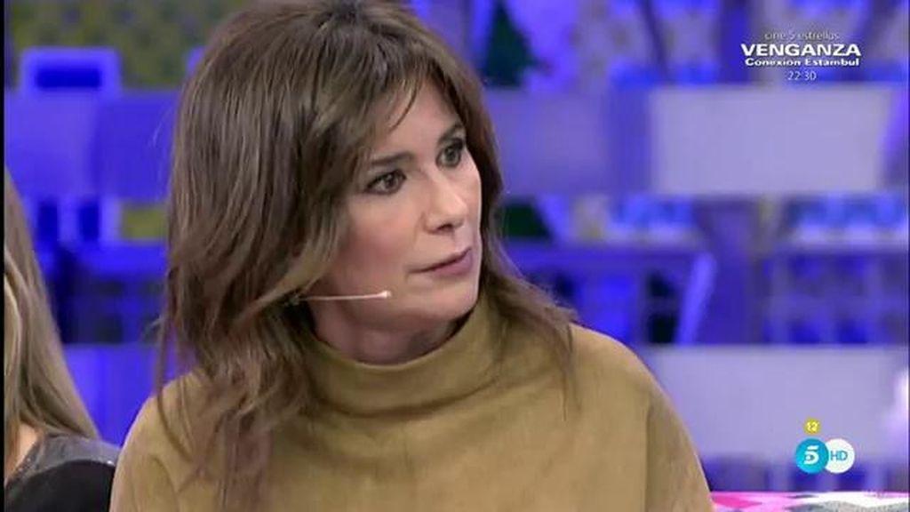 """Gema López, tras la entrevista de Diego Matamoros: """"Marian Flores cree que nadie gana con este titular"""""""