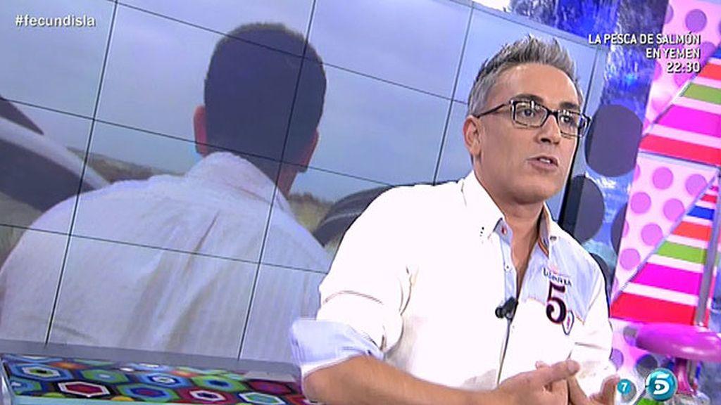 """Kiko Hernández: """"Chabelita ha prohibido a Alberto Isla volver a hablar con los medios"""""""