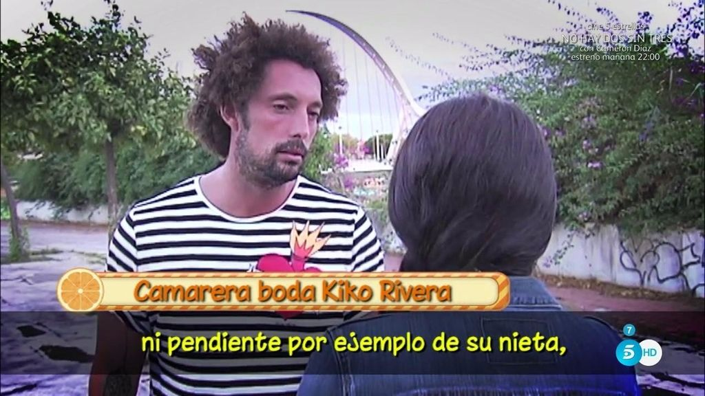 Las camareras de la boda de Kiko Rivera e Irene desvelan los requisitos que les exigían