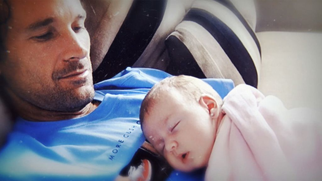 """C. Cerezuela: """"Mi hija tiene una debilidad por su padre con la que no puedo luchar"""""""