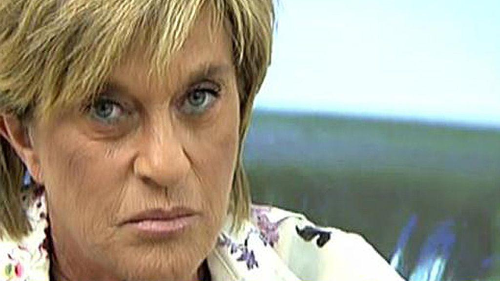 """Chelo Gª Cortés: """"Me arrepiento de haber seguido el dictado de Isabel Pantoja"""""""