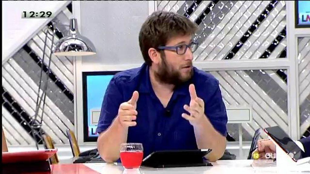 """M. Urban, de la reunión de Rato y Fernández Díaz: """"Esto, en cualquier país de Europa supondría una dimisión inmediata"""""""