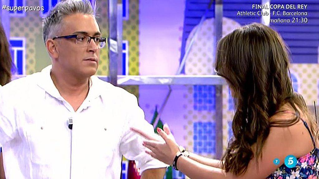 """Anabel Pantoja: """"Si mi prima está con un chico es porque está enamorada"""""""
