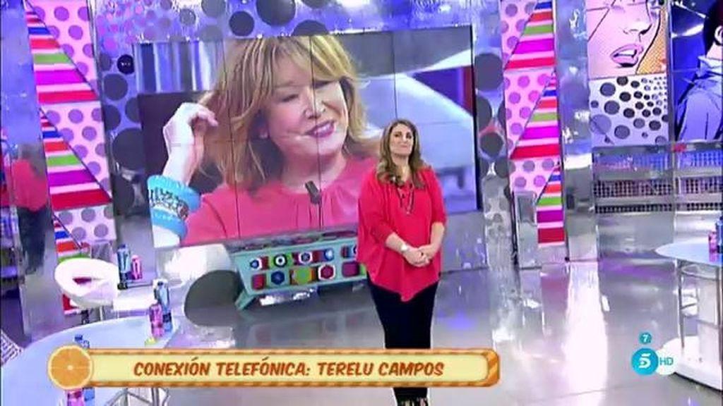 """Mila Ximénez, a Terelu Campos: """"¿Sigues enfadada?"""
