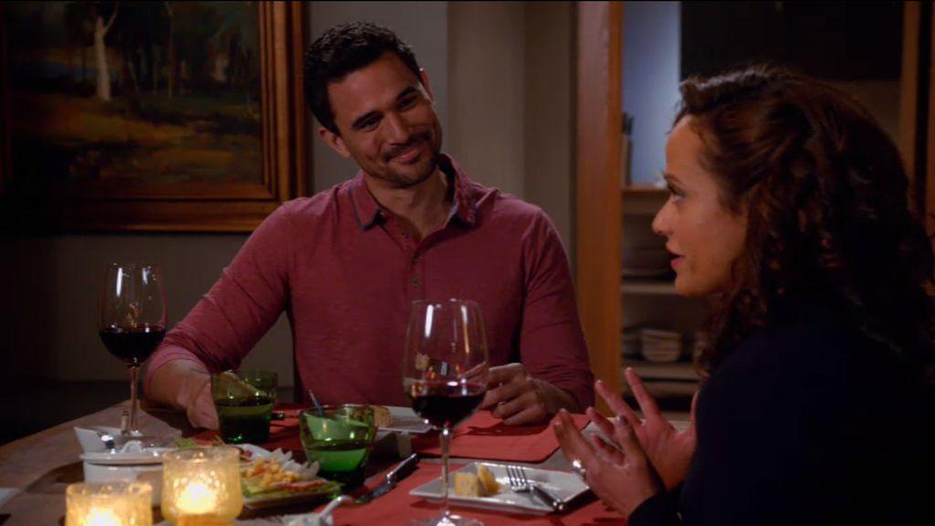 La cita de Zoila con un famoso chef
