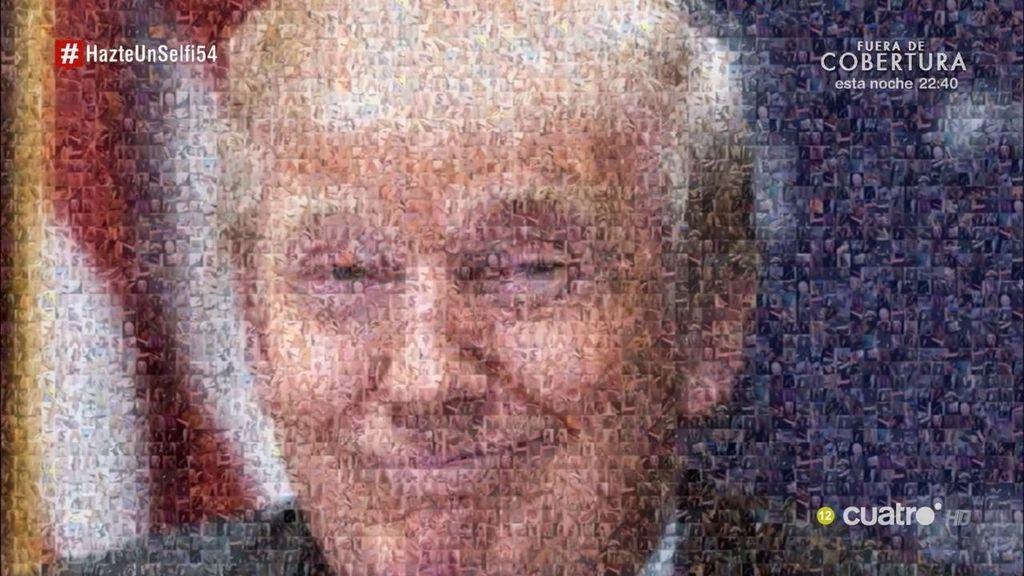 Trump entra por la puerta 'glande' en el mundo del arte