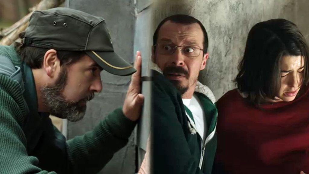 El guardia civil que seguía el rastro de Carlos encuentra el refugio