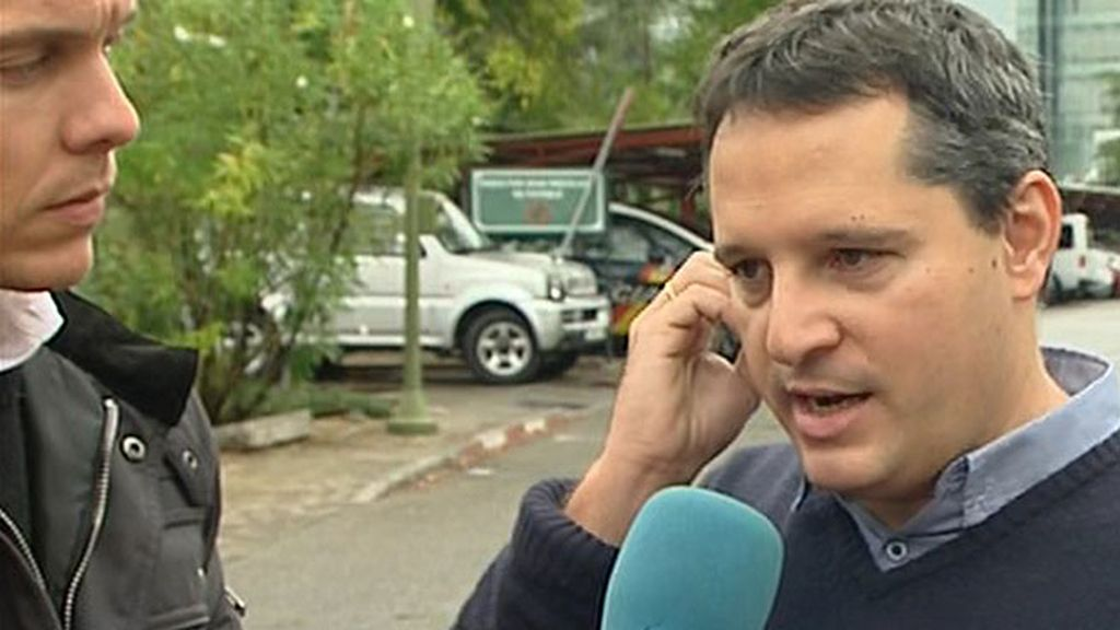 """Pablo Rivas, médico: """"El hospital se ha ido desmantelando y en agosto era más una residencia de ancianos"""""""