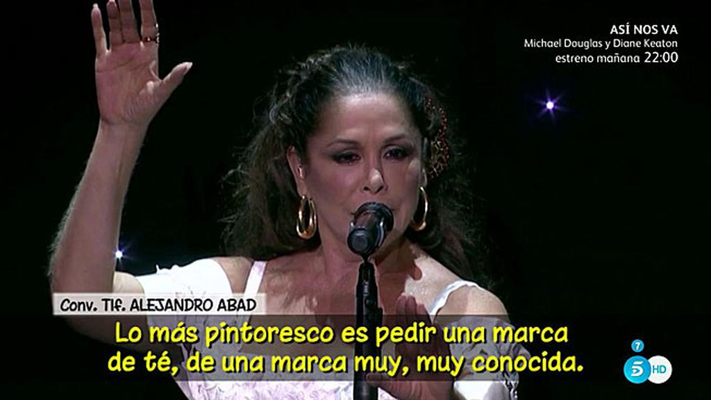 """Capi y Alejandro Abad coinciden: """"Lo que pide Isabel Pantoja se lo paga ella"""""""