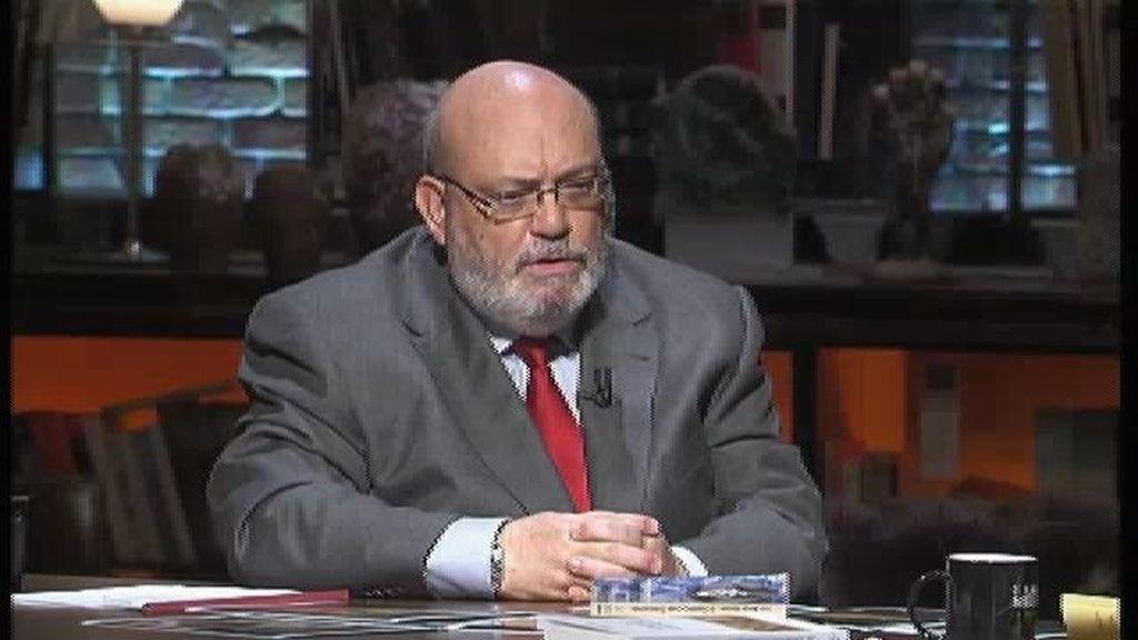 """Paco Pérez Abellán: """"He perdido trabajos y he sido perseguido por fuerzas ocultas"""""""
