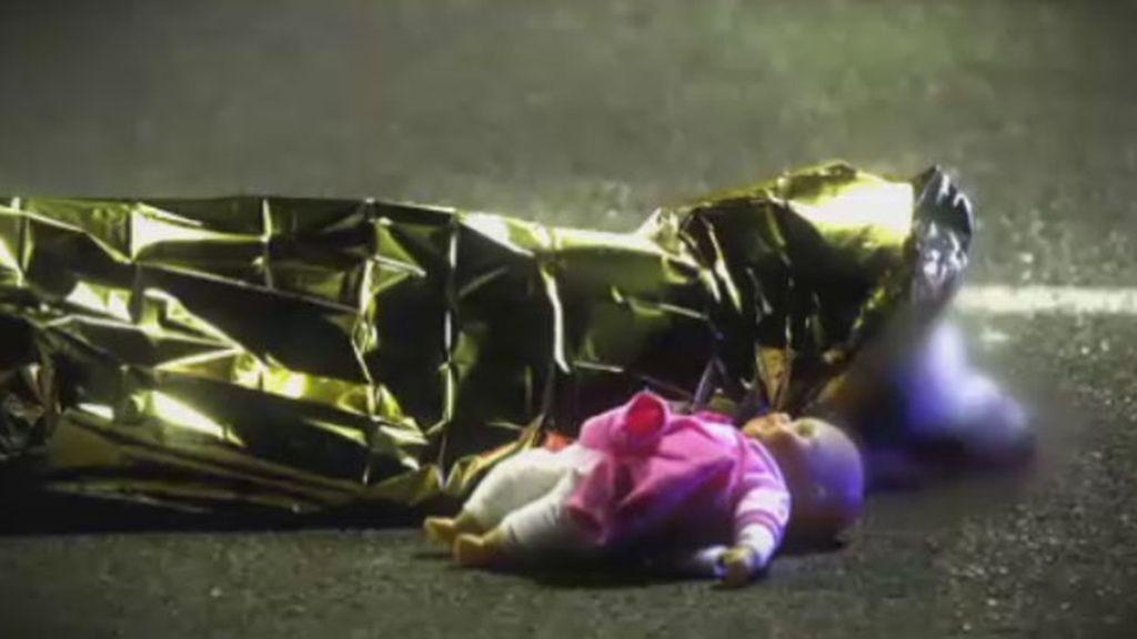 Terror, dolor y solidaridad, el vídeo que resume el horror en Niza