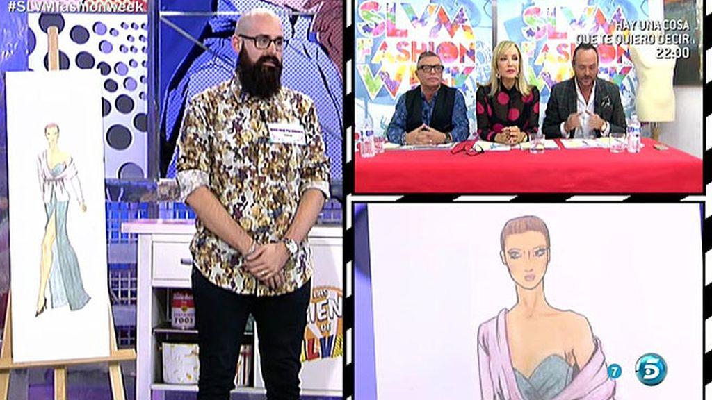 Terelu Campos lucirá escotazo en la 'Sálvame fashion week'