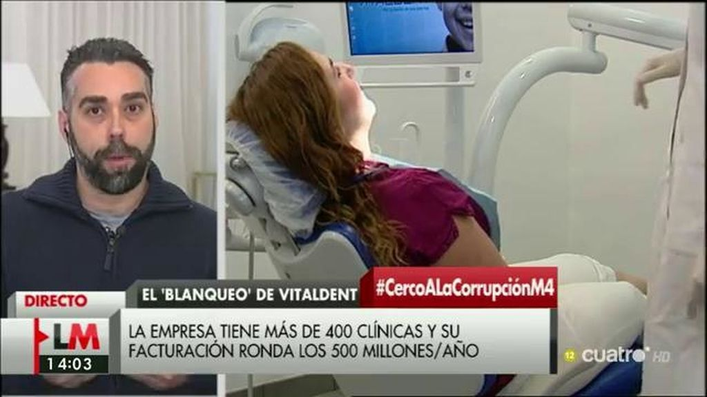 FACUA habilita una plataforma de pacientes de Vitaldent
