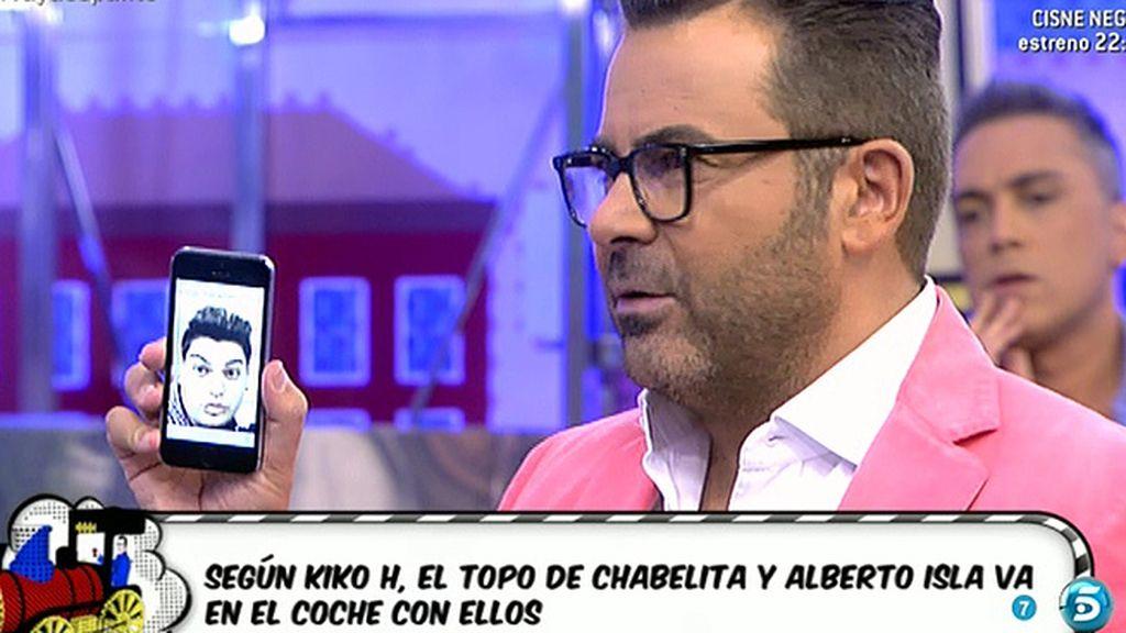 """Jorge Javier Vázquez: """"Sema ni confirma ni desmiente que sea el topo de Chabelita"""""""