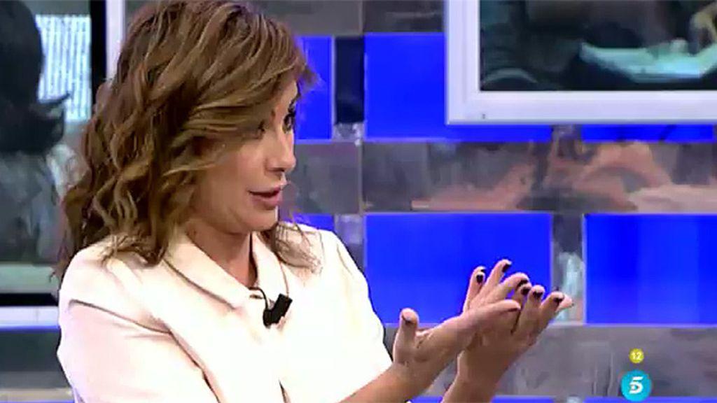 """Gema López, sobre Roxana Luque: """"Nos estamos tomando esta historia con más enfado que Isa Pantoja"""""""