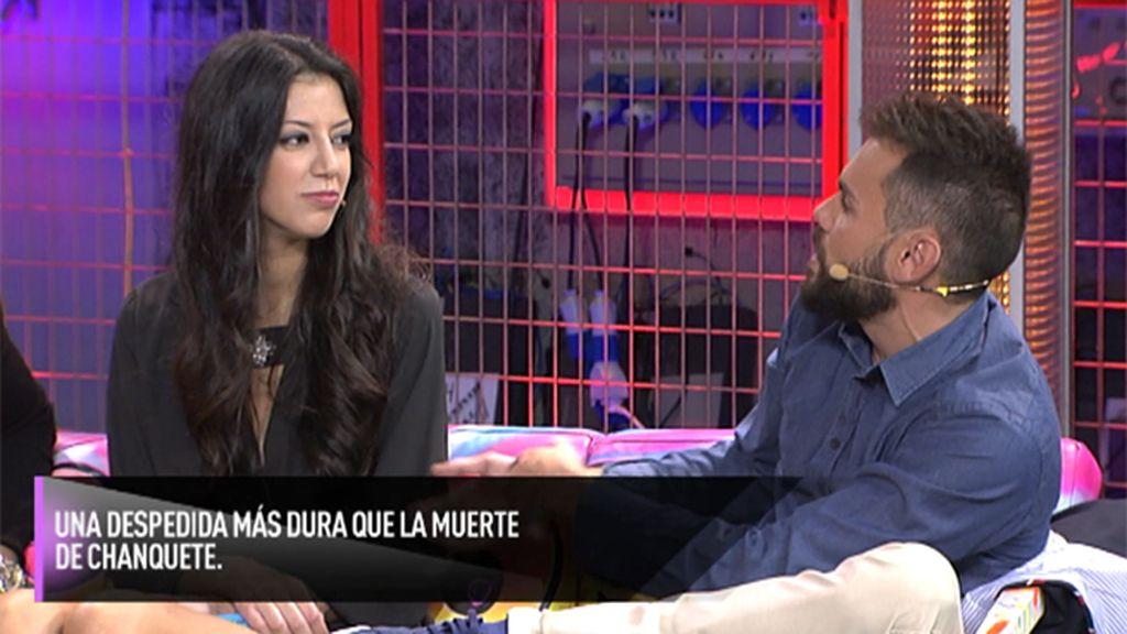 """Ramón se disculpa con Raquel: """"No fueron las formas, pero no me gustabas"""""""