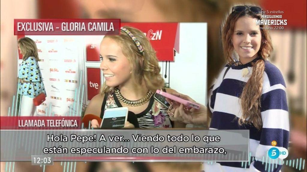"""Gloria Camila: """"Gente cercana a Michu me dice que está operada del útero y que no puede quedarse embarazada"""""""