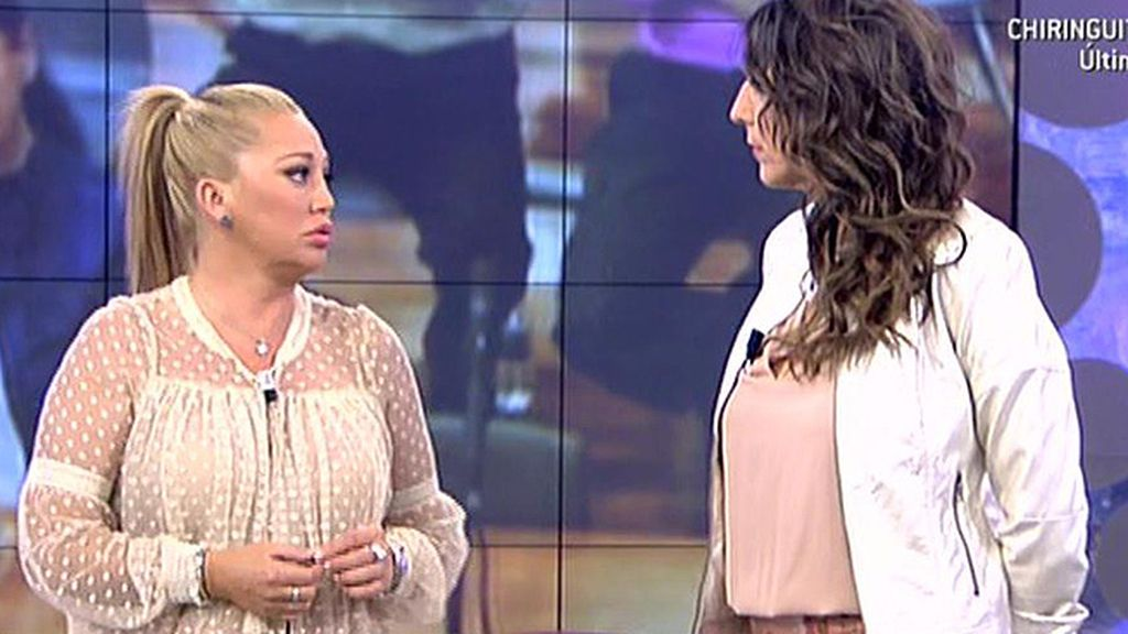 """""""Belén Esteban está como boquerón y el dinero de mi hija no se lo dejo ni a Dios"""""""