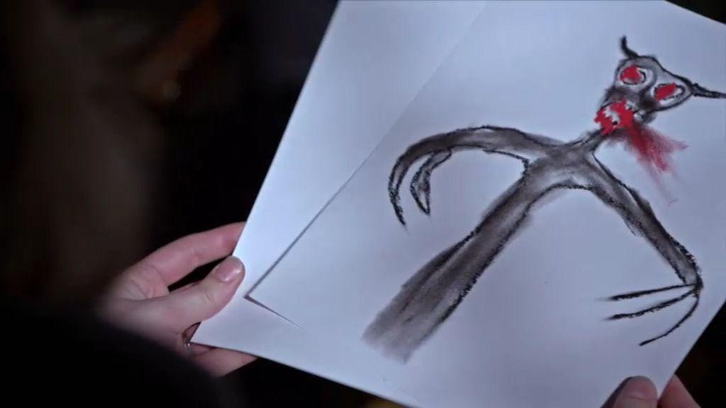 """¿Cómo conseguía """"la sombra monstruosa"""" confundir  a sus víctimas?"""