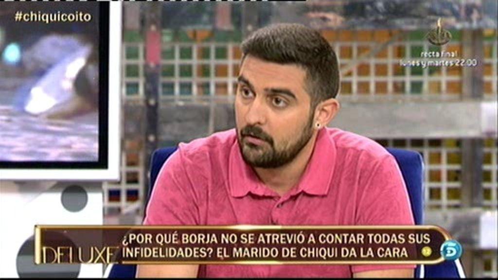 "Belén: ""Kiko Hernández y yo hemos visto como Borja se masturbaba"""