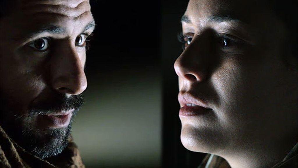 Isabel y Alberto pasan la noche juntos