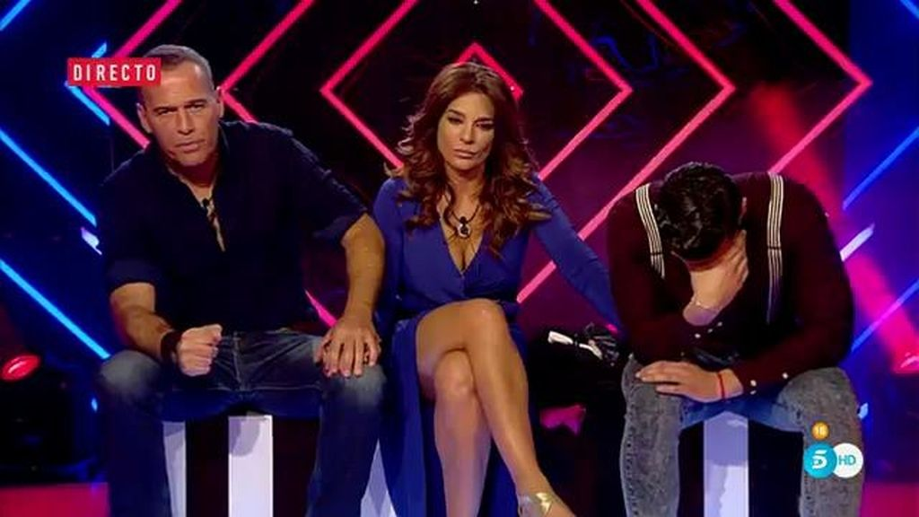Raquel Bollo, octava expulsada de 'GH VIP'